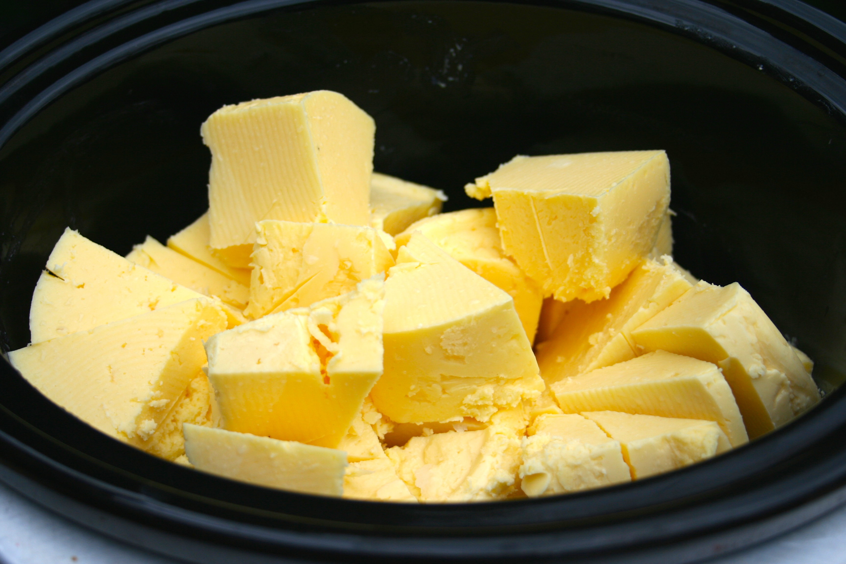 how to make ghee in thermomix